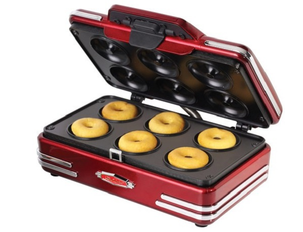Nostalgia Electrics '50s-Style Mini Donut Maker