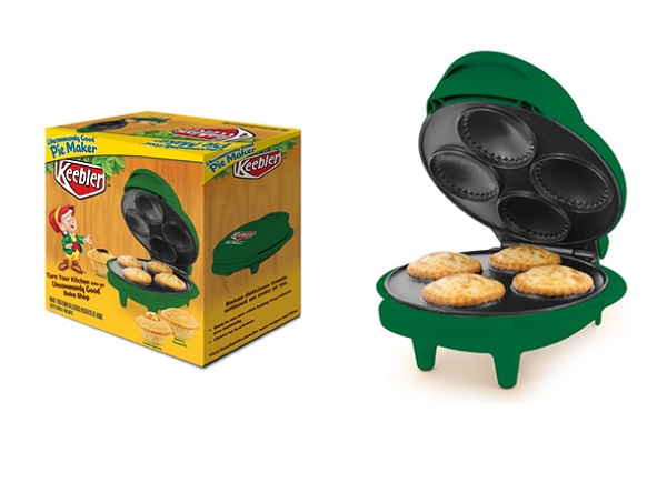 Keebler 2X Small Electric Pie Maker