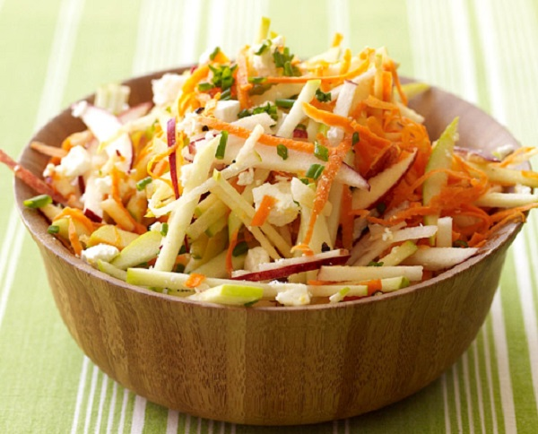 Apple and Carrot Salad