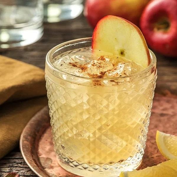 Spiced Braeburn Apple Gin