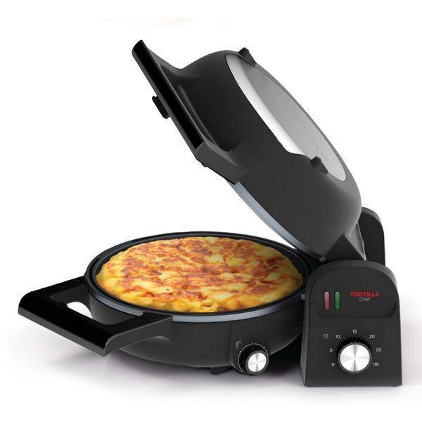 Tortilla Chef Electric Omelette Maker