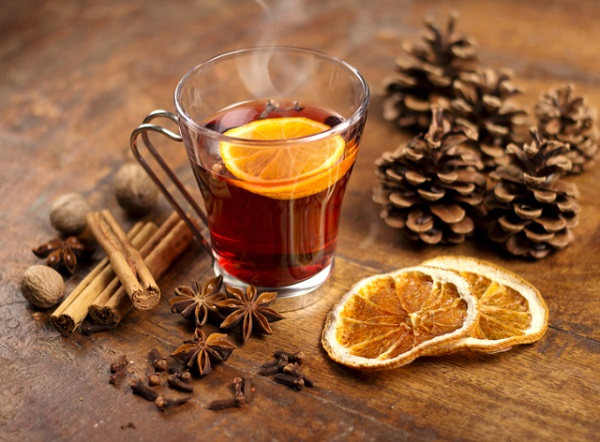 Smoky Spiced Mulled Wine