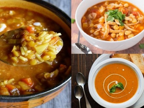 Ten of the Easiest Recipes for Soup You Will Ever Find Online