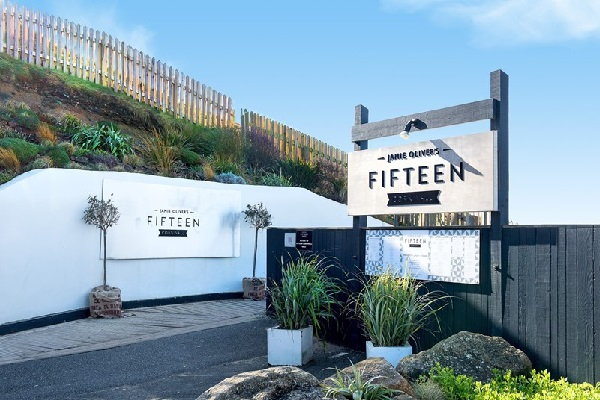 Jamie Oliver's Fifteen Cornwall