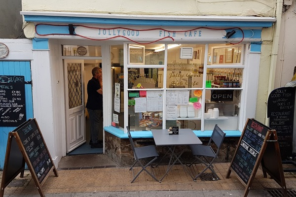 The Jolly Good Fish Cafe