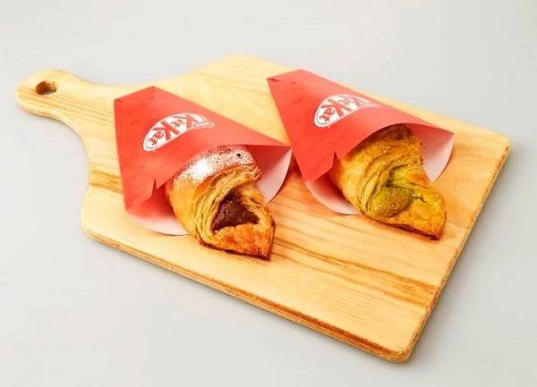 Kit-Kat Croissants