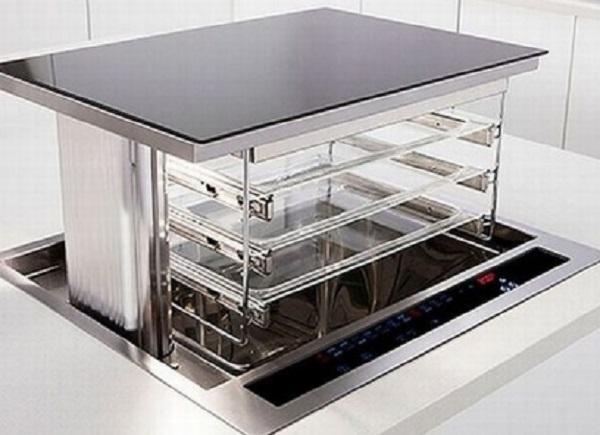 C5100 Luxury Lift Oven