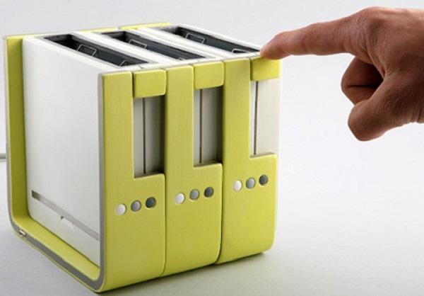 Modular Toaster Concept