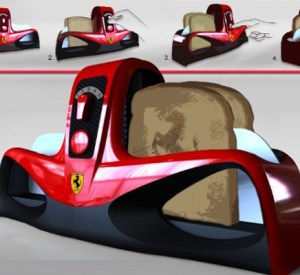 Ten Concept Toasters That Really Are From the Future!