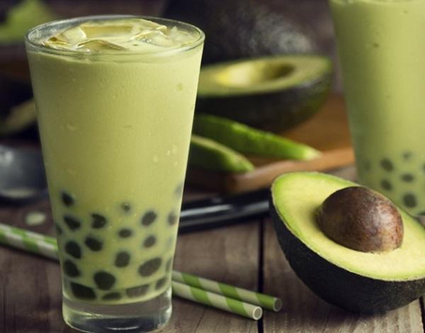 Avocado Bubble Tea