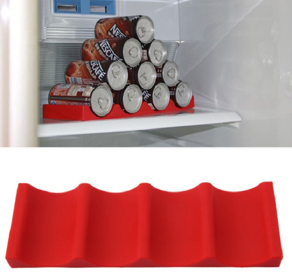 Silicone Fridge Can Stacker