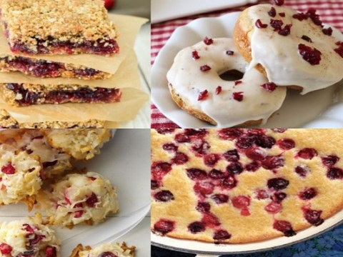 Ten Recipes for Cranberry Treats and Desserts You Need to Try