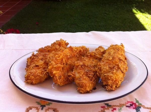 Crispy Doritos Chicken