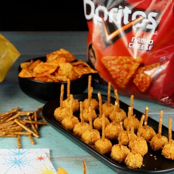 Mini Doritos Cheese Balls