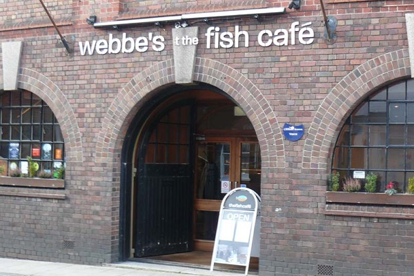 Webbe's at The Fish Cafe
