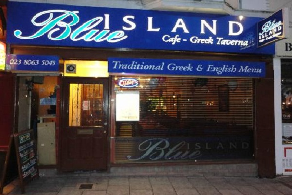 Blue Island, Above Bar St, Southampton
