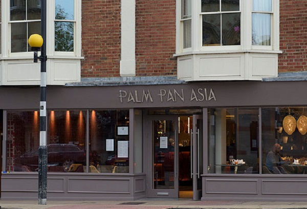 Palm Pan Asia Restaurant, High St, Winchester
