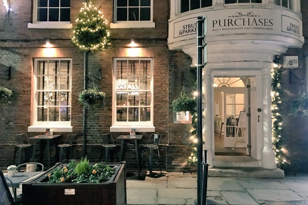Purchases Restaurant & Bar, North St, Chichester