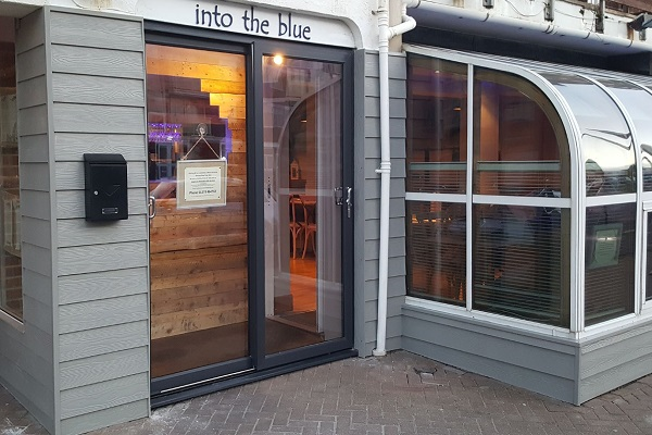 Into the Blue Restaurant, Ferry Rd, Shoreham-by-Sea