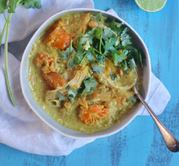 AIP Friendly Coconut Chicken Curry