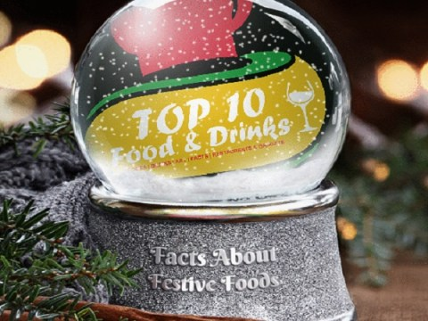 Ten Amazing Facts About Festive Foods You Won't Believe Are Real