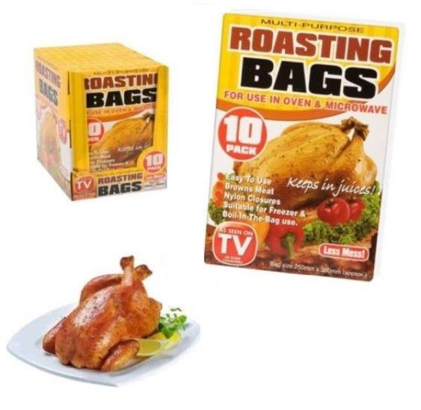 Multi-Purpose Roasting Bags