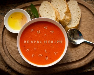 Ten Foods That Are Good for Your Mental Health
