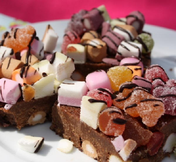Dolly Mixture Rocky Road