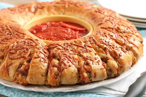 Sausage Stromboli