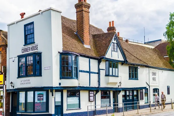 The Corner House Restaurant, Minster, Ramsgate