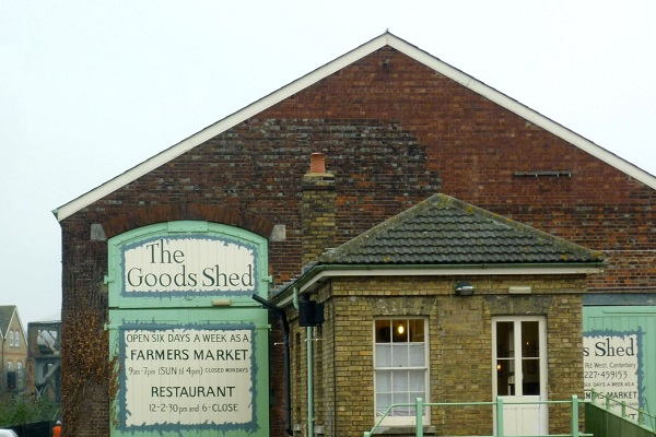 The Goods Shed, Station Road West, Canterbury