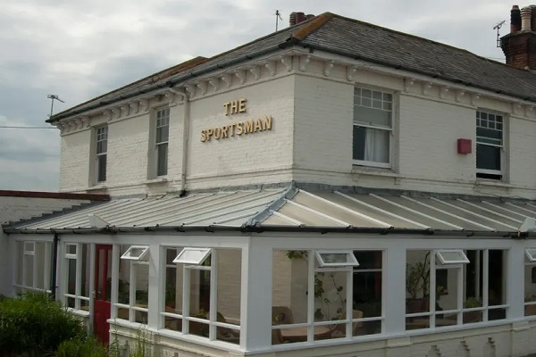 Sportsman, Seasalter, Whitstable