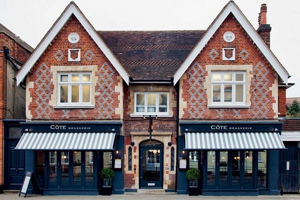 Côte Brasserie - Reigate, Bell St, Reigate
