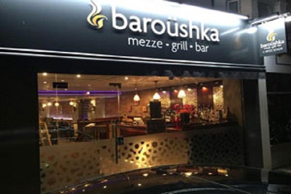Baroushka, Fisherton St, Salisbury