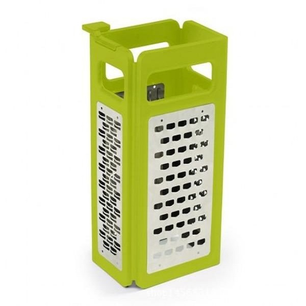 Foldable Cheese Grater With 4 Grates
