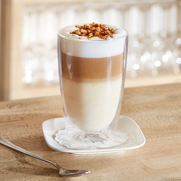 Lotus Biscoff Latte