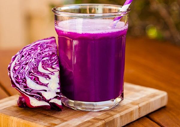 Purple Cabbage Juice