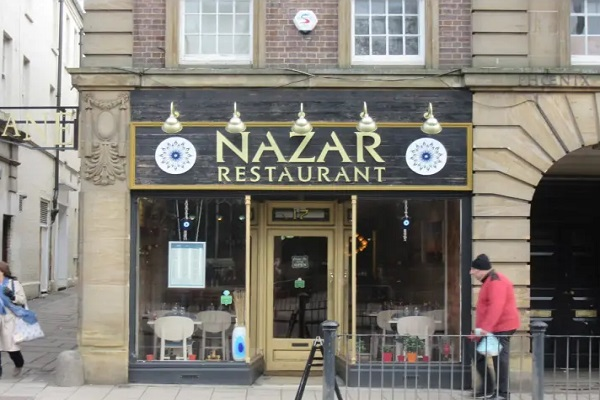 Nazar Turkish Restaurant, High St, Bedford