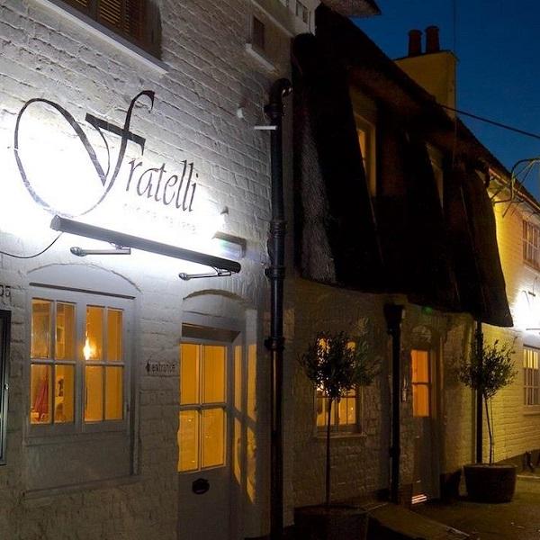 Fratelli Italian Restaurant, St, Ampthill, Bedford