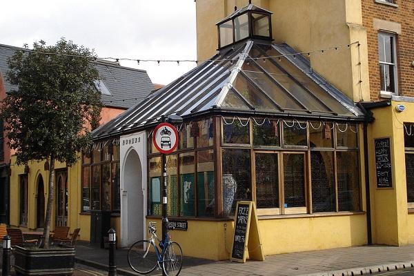 Kazbar Restaurant, Cowley Rd, Oxford