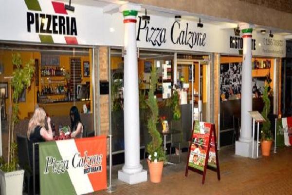 Pizza Calzone, Parson's St, Banbury