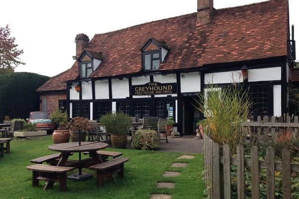 Antony Worrall Thompson's The Greyhound, Rotherfield Peppard, Henley-on-Thames