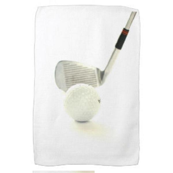 Golf Kitchen Hand Towel