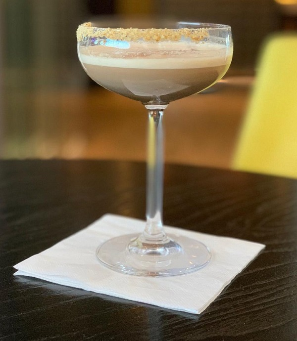 Sea Biscuit- The Digestive Biscuit Cocktail