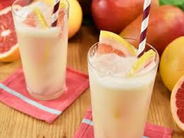 Grapefruit-Coconut Cooler