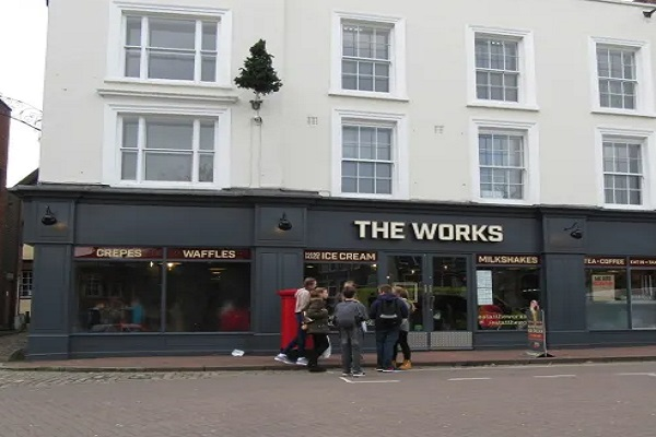 The Works, Market Square, Aylesbury