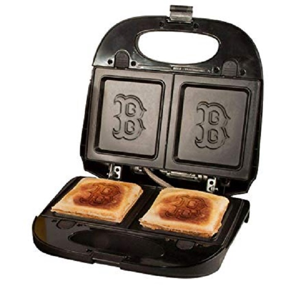 MLB Boston Red Sox Grilled Cheese Sandwich Toaster