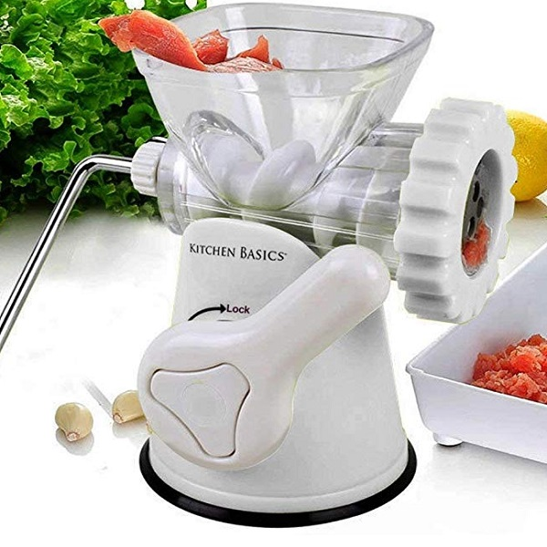 Kitchen Basics 3-In-1 Food Mincer