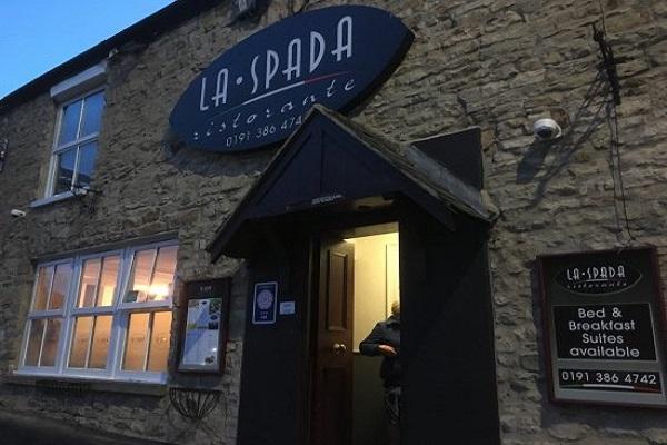 La Spada Ristorante, Front Street, Durham