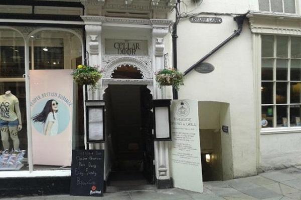 The Cellar Door, Saddler Street, Durham